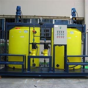 HTJY-200丽江污水处理絮凝剂加药装置