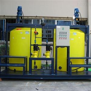 HTJY-500内蒙古污水处理酸碱中和加药装置