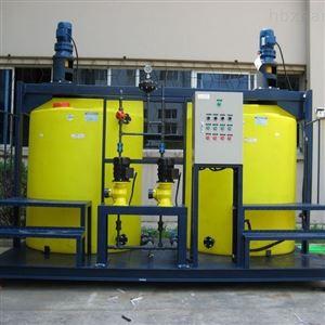 水厂污水厂加药间絮凝剂加药装置