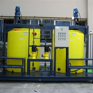 HTJY-500酸碱加药装置污水处理酸碱中和调节