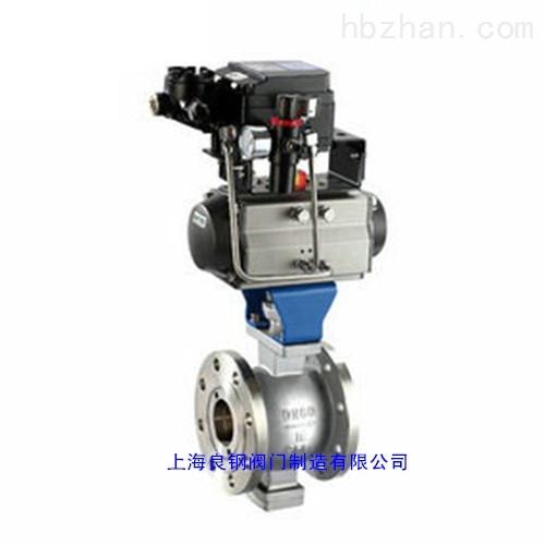 VQ647F/VQ647HVQ647F/VQ647H气动调节球阀