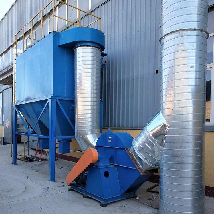 砂石厂布袋除尘器厂家包安装