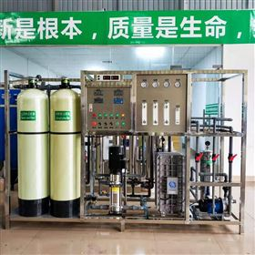 DK-EDI 1T/H广州反渗透EDI化妆品生产用纯水设备