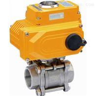 Q961N电动三片式焊接球阀