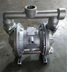 QBY型不锈钢隔膜泵QBY型不锈钢气动隔膜泵