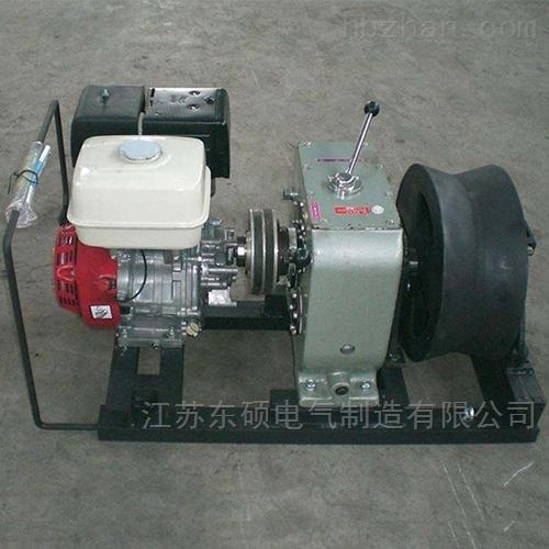 三级承装修试设备-出售租赁机动绞磨机