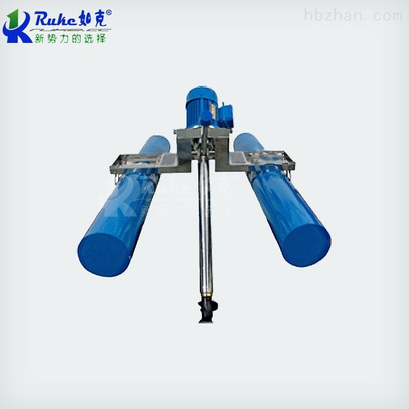 螺旋式曝气搅拌污水处理设备