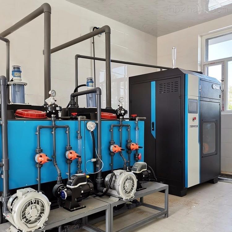 大型自来水厂消毒处理次氯酸钠发生器