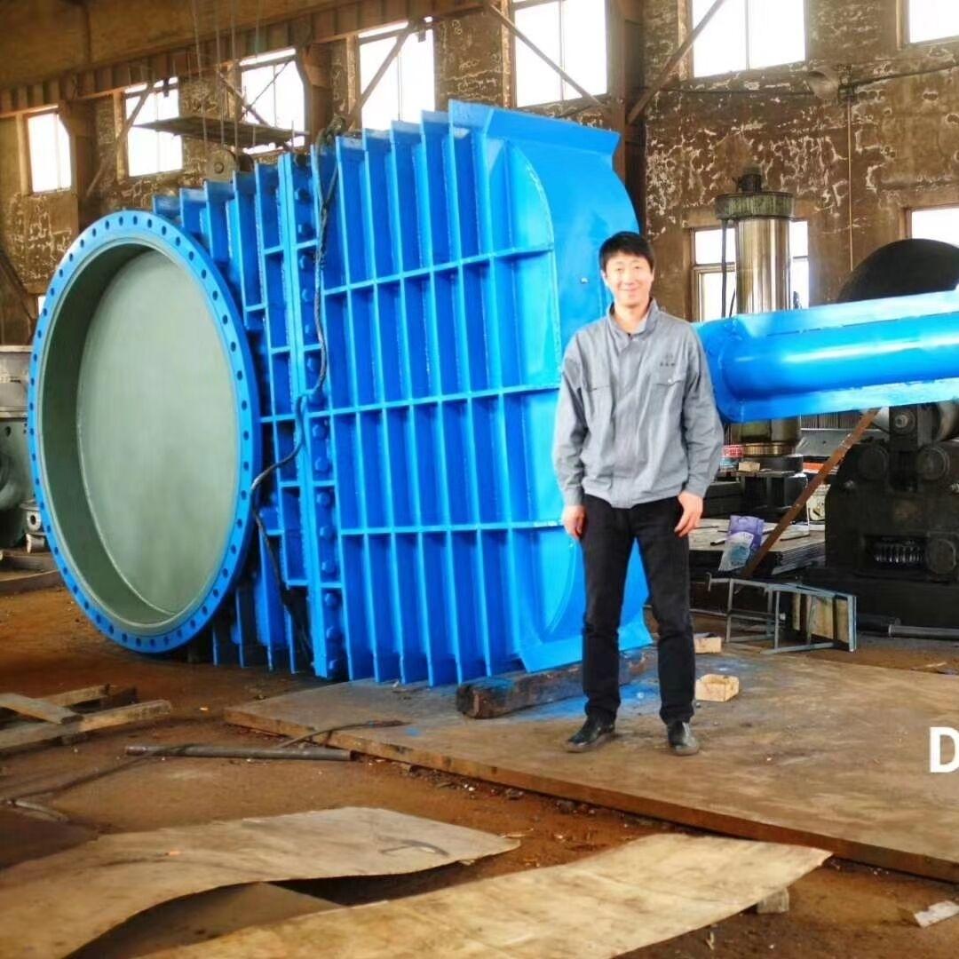 大口徑電動煤氣閘閥