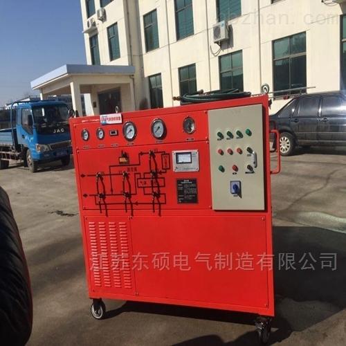 三级承装修试设备-多功能SF6气体回收装置
