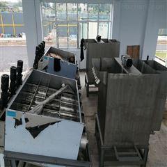 353涂料加工污泥脱水设备 叠螺污泥压滤机