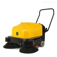 KM1050S手推物业小区车间灰尘清电动双刷扫地车