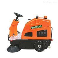 KM-V2驾驶式物业小区落叶灰尘清扫吸尘车