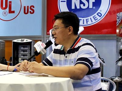 中国环保在线入驻上海环保展
