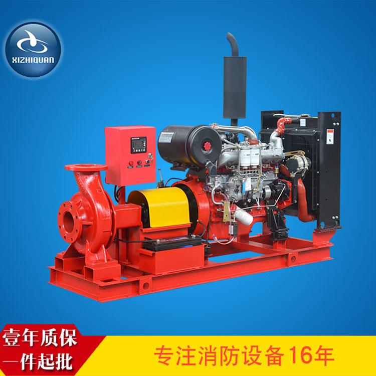如何解决柴油机消防泵震动噪声大等问题