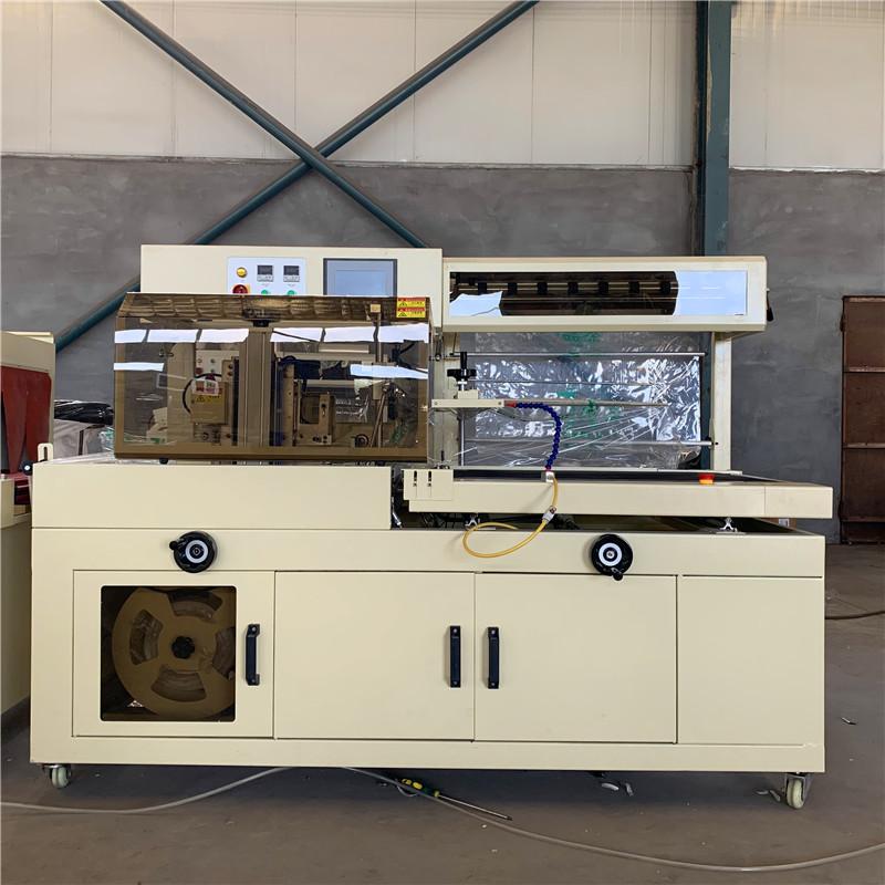矿泉水包膜机L型热收缩封切机生产厂家