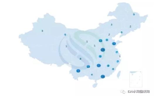 2019上半年水務市場規模達1140億元,長江經濟帶占比超一半