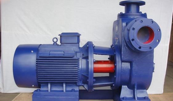 自吸泵 VS 其他泵 环保工程为什么选TA?