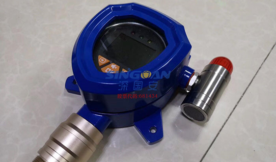 2019款固定式单一气体检测仪8月1日上市