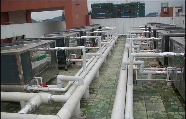 空氣源熱泵類型