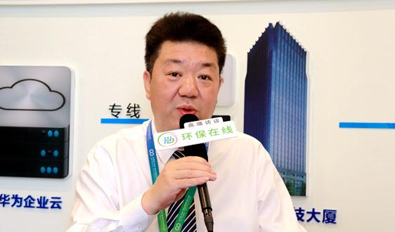 吕林炯主任:加强宣传,垃圾分类要从源头抓起