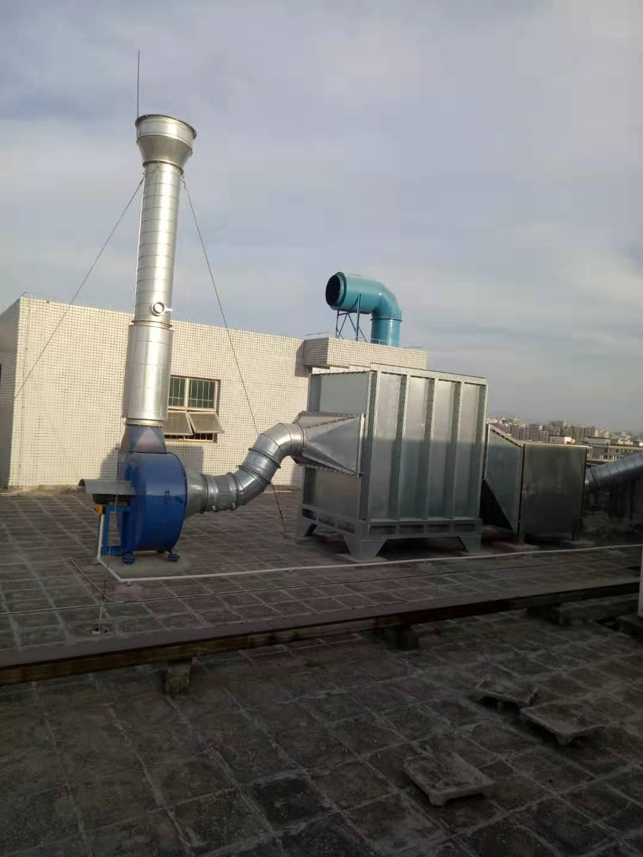 喷漆废气处理怎样才能确保有效呢?