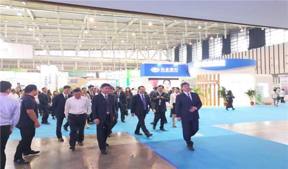 汇集现代化环境治理技术 2019国际环境新技术大会开幕