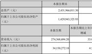 中电万博网页版手机登录股份有限公司2019年第三季度报告