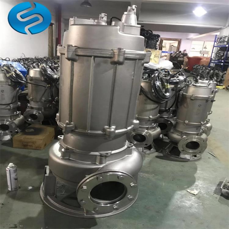 不锈钢立式排污泵的维护保养