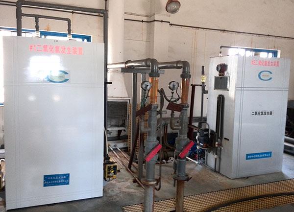 二氧化氯发生器在运行过程中需要注意哪些问题