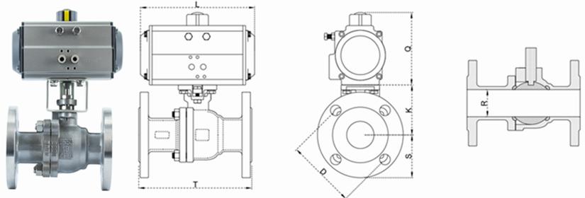 氣動閥門執行器常見故障及解決辦法
