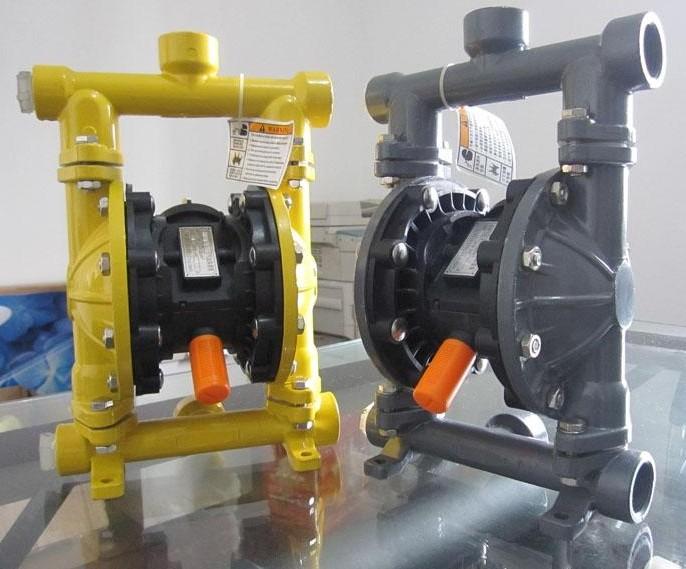 不鏽鋼氣動隔膜泵特點及分析