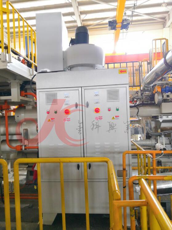 SMC压铸机油雾净化设备