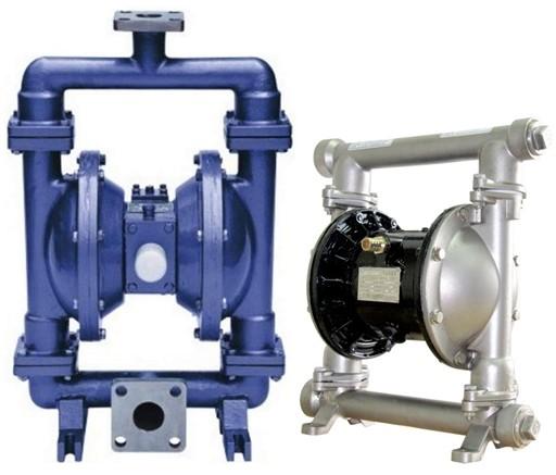 QBY3型气动隔膜泵特点选型与应用