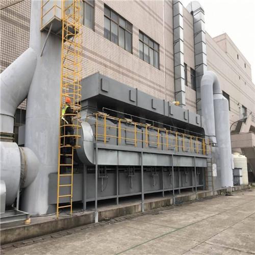 喷漆废气处理设备vocs废气处理设备催化燃烧设备