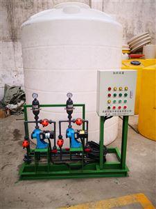 两泵碱加药装置