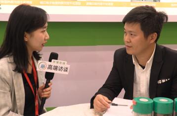 专访深圳德尔科机电环保科技有限公司市场总监詹伟锋
