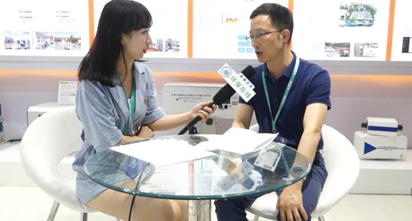 专访安徽蓝盾光电子环境仪器事业部总经理鲁爱昕