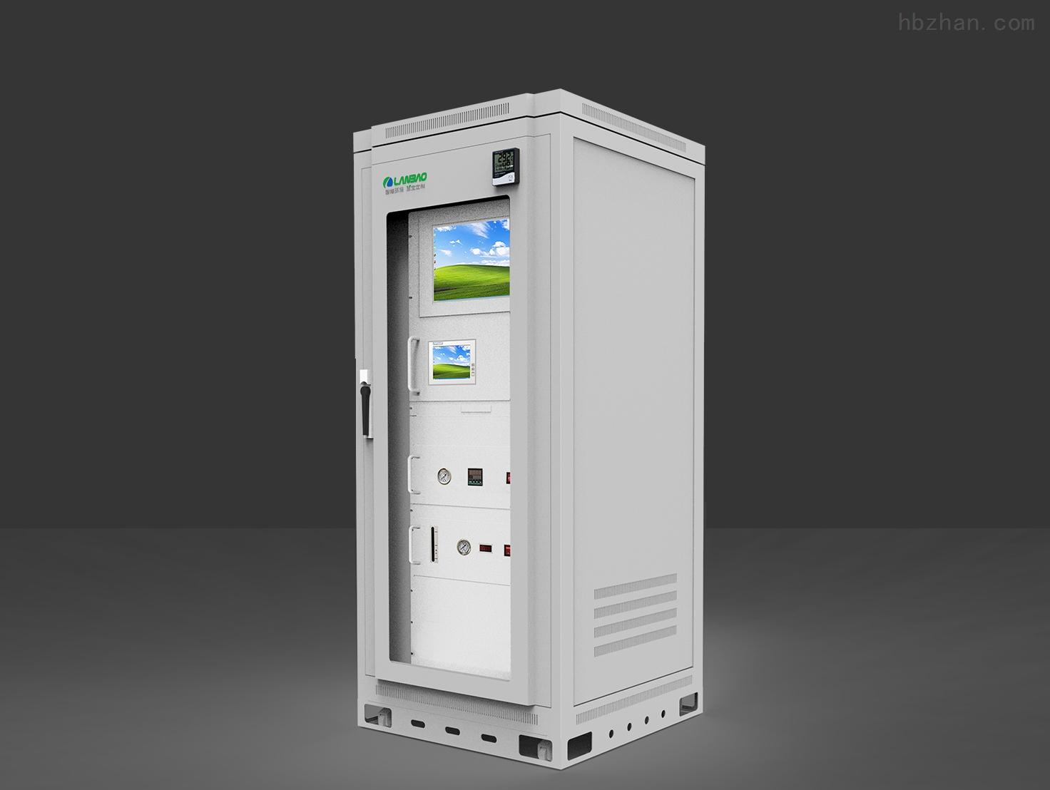 VOCs在线监测管理系统