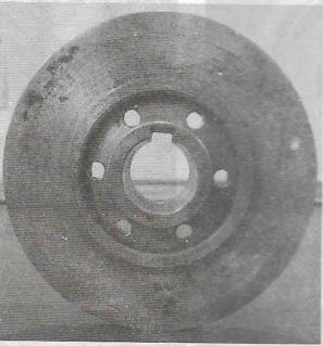 磁力泵二、三级叶轮