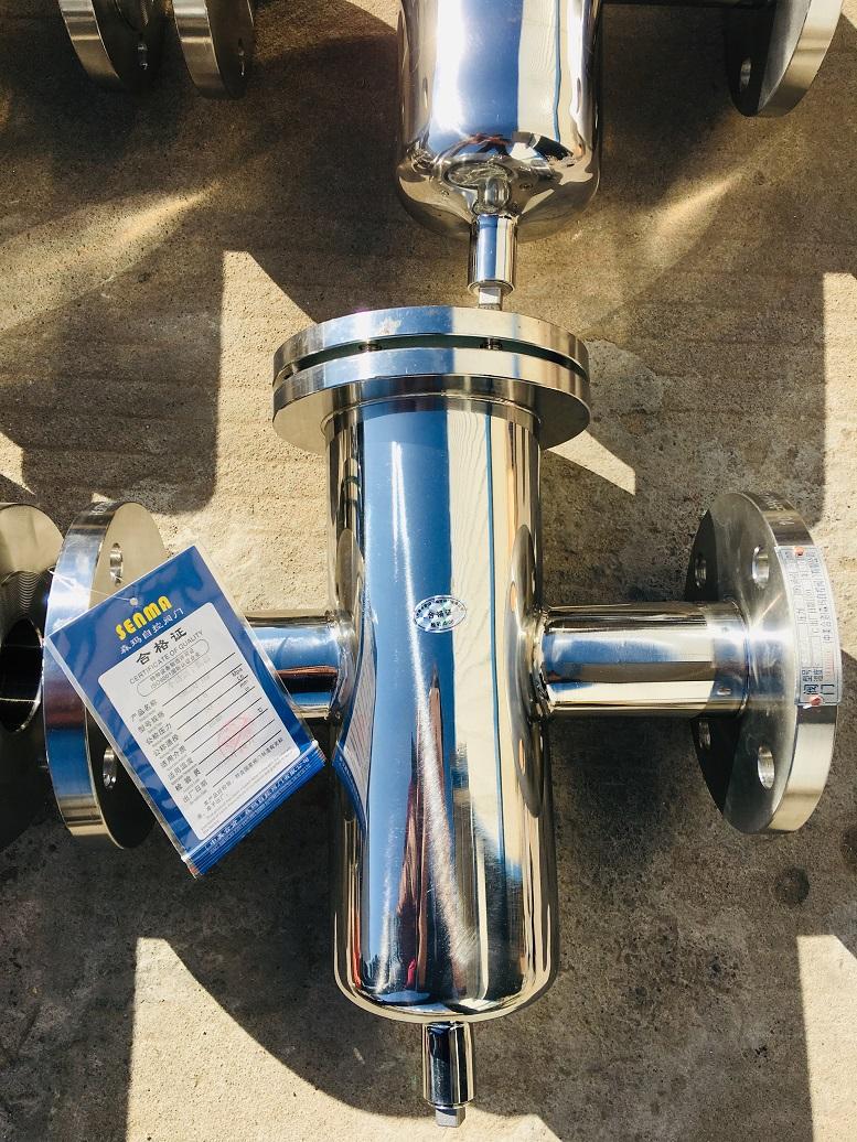森玛公司自主研发--不锈钢汽油干燥器共计35台已交付天津大港油田