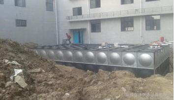 河南安阳340m3地埋式装配式箱泵一体化厂家
