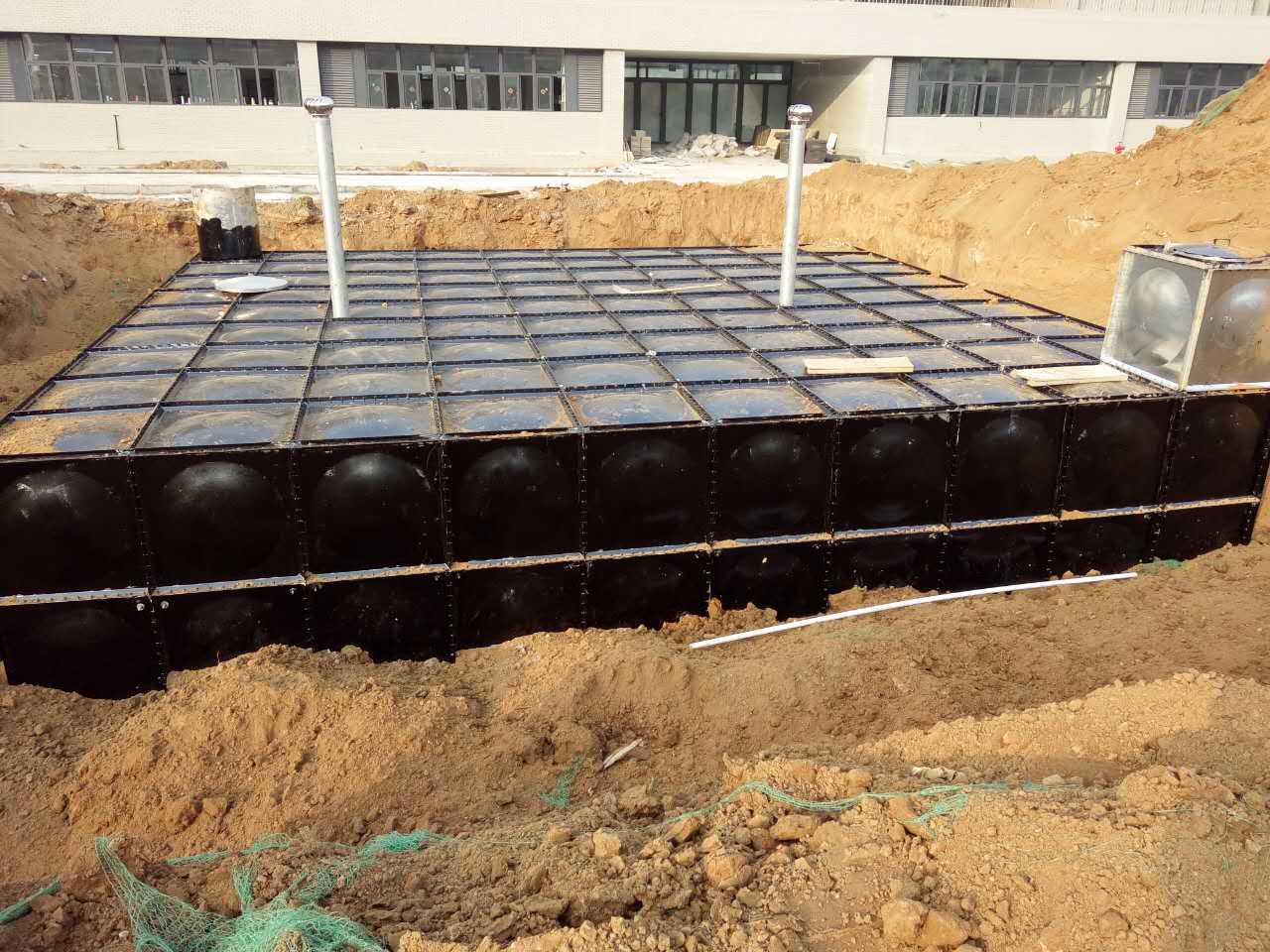 全面剖析BDF装配式地埋水箱的由来