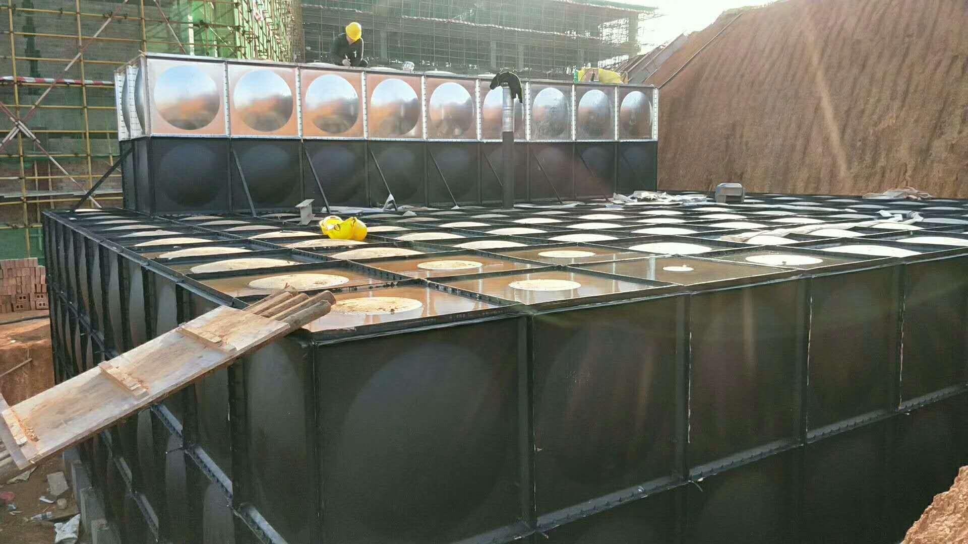 无底板抗浮式地埋箱泵一体化是如何做到不漏水?