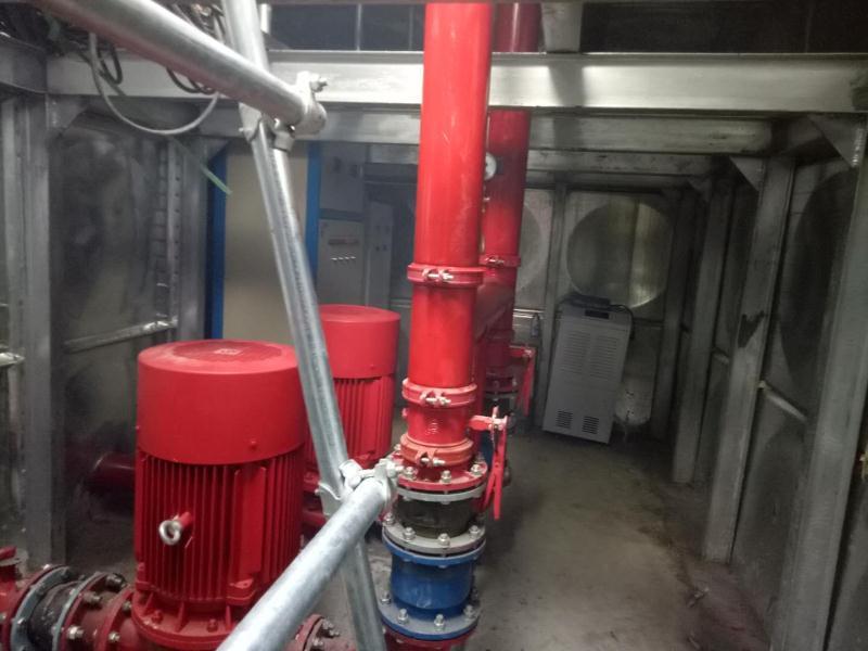 什么是抗浮式地埋箱泵一体化