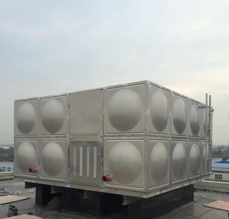 箱泵一体化消防增压稳压给水设备特点