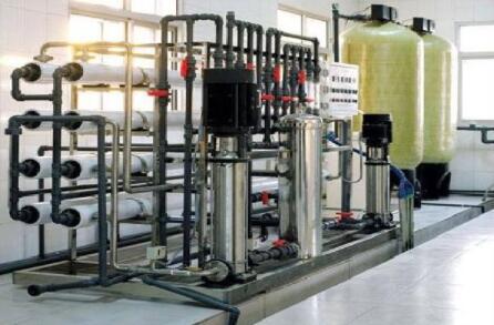 反渗透水处理设备的优点