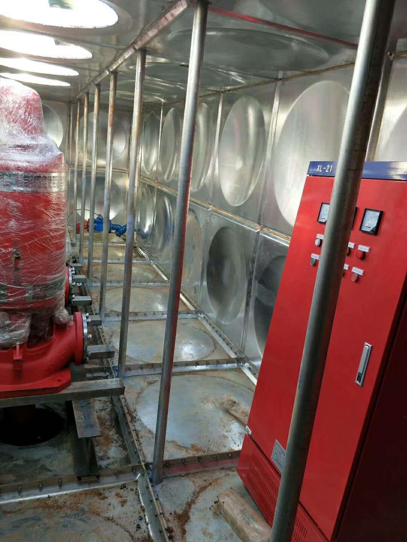 金泽为你讲解地埋箱泵一体化产品亮点及后期保养方法