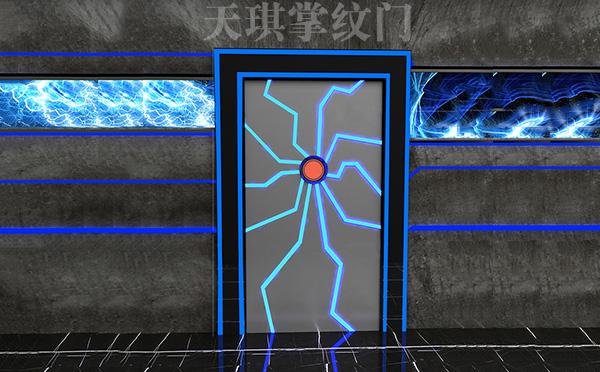 高科技掌纹门设计方案高科技掌纹门生产厂家【