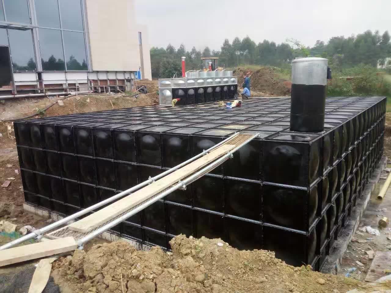 地埋箱泵一体化能否改为地上装配式泵站
